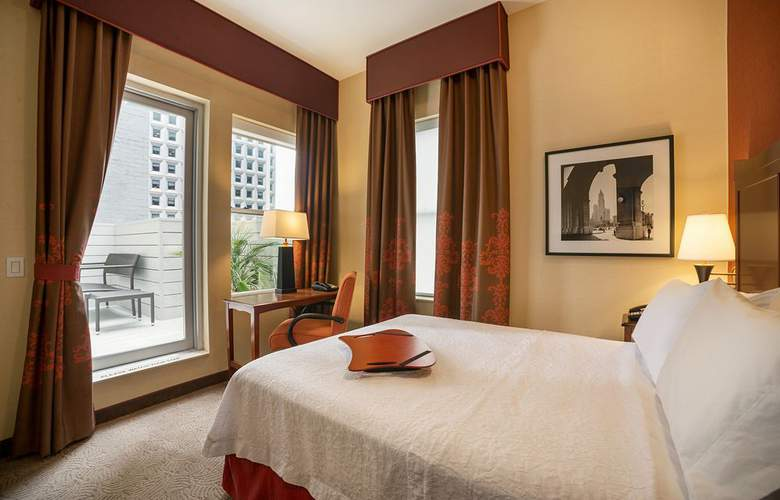 Hampton Inn Manhattan/Downtown-Financial District - Room - 16