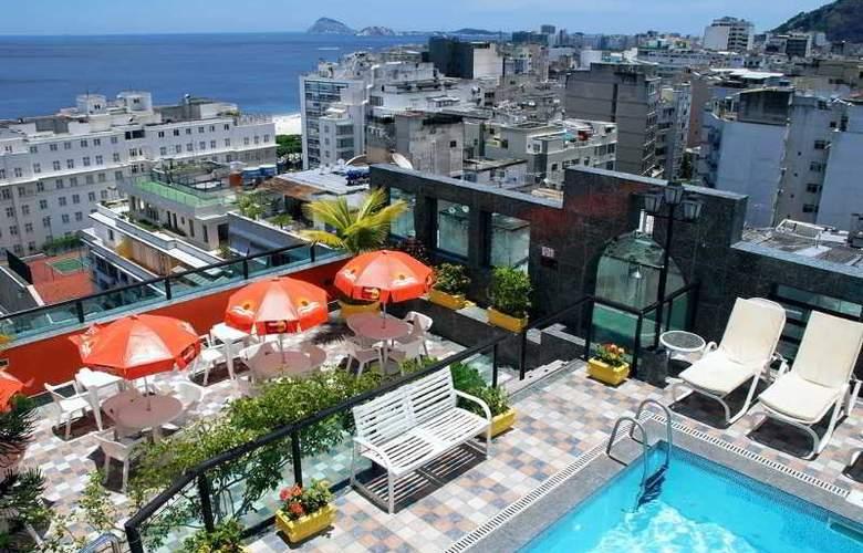 Mirasol Copacabana Hotel Ltda - Pool - 18