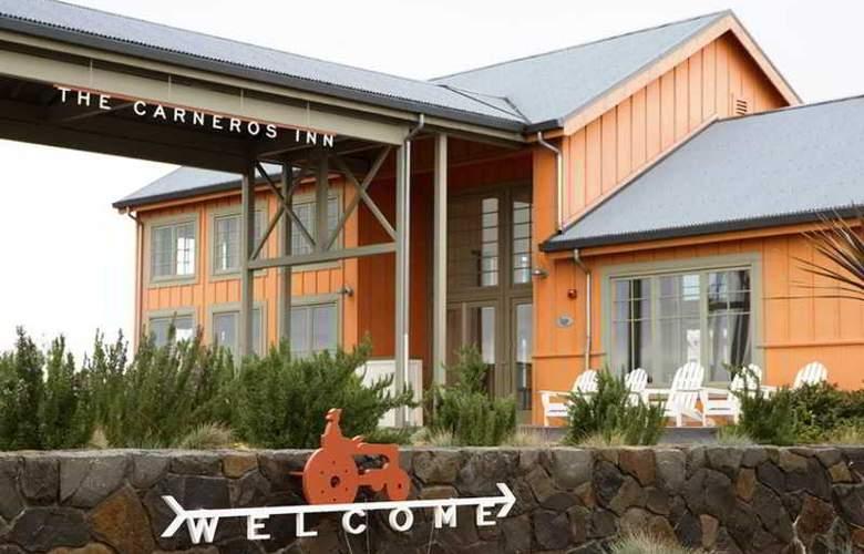 The Carneros Inn - Hotel - 0