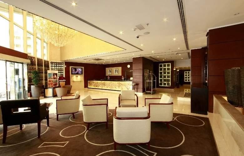 Howard Johnson Hotel Bur Dubai - General - 0