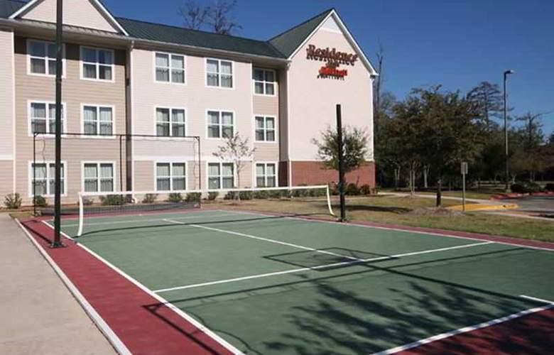 Residence Inn Houston The Woodlands/Market Street - Sport - 4