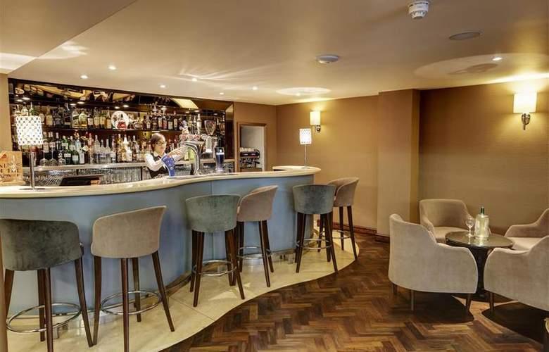Best Western Donnington Manor - Bar - 5