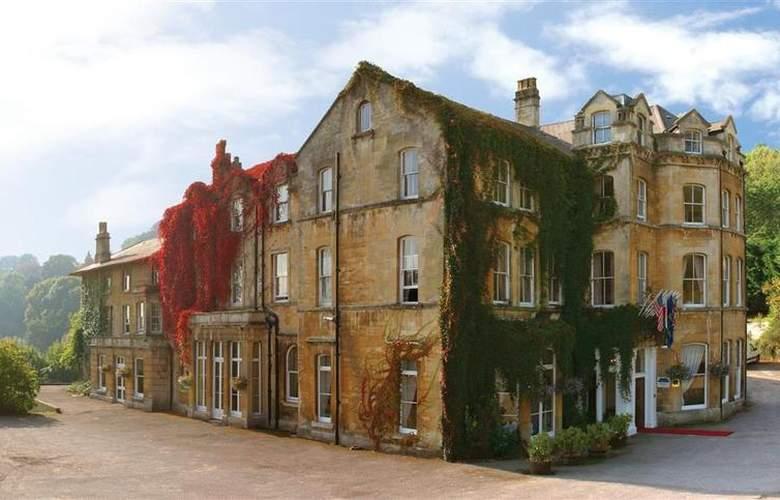 Best Western Limpley Stoke - Hotel - 31