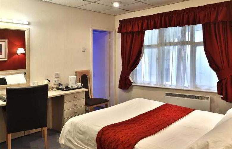 Best Western Park Hall - Hotel - 165