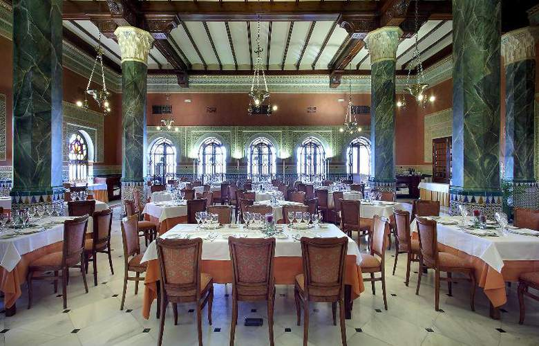 Alhambra Palace - Restaurant - 5