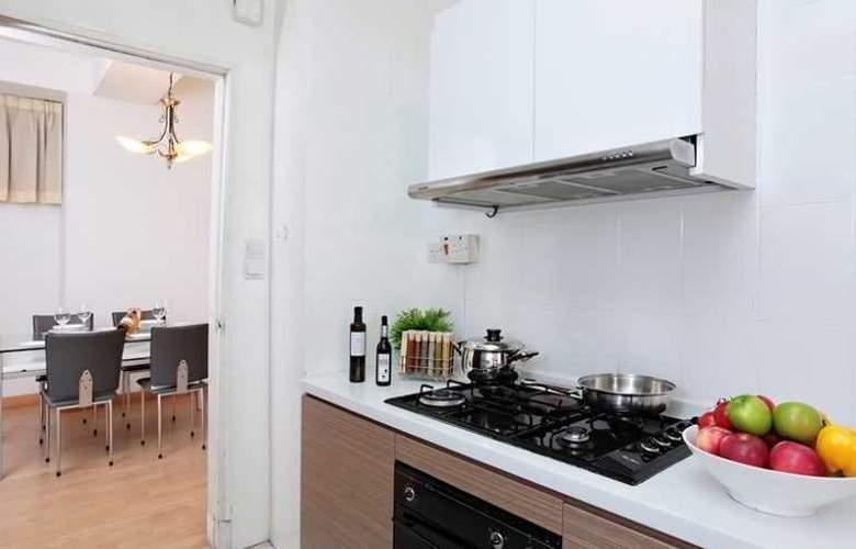 Far East Plaza Apartment - Room - 18