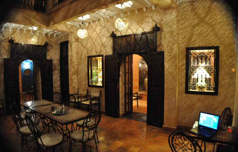 Riad Marrakiss - Restaurant - 8