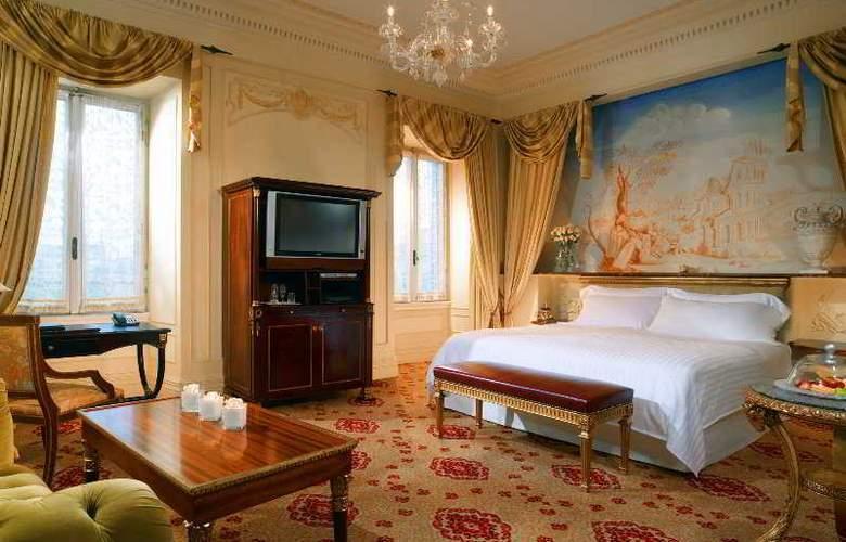 The St Regis Grand Hotel Rome - Room - 2