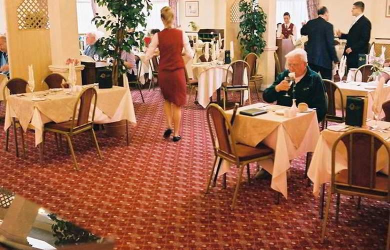 Norfolk Lodge - Restaurant - 7