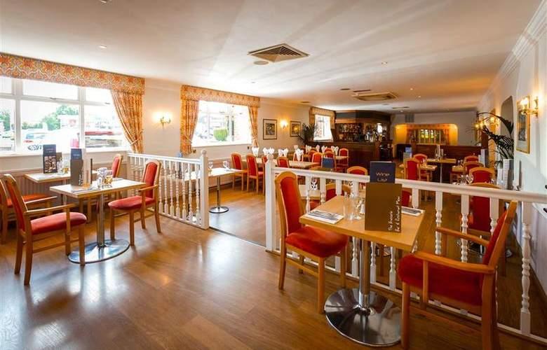 Best Western Consort Hotel - Restaurant - 98