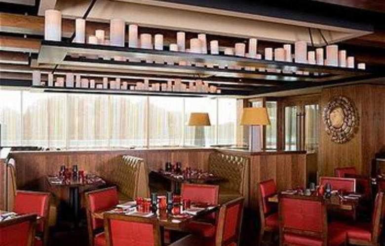 Holiday Inn Boston - Newton - Restaurant - 8