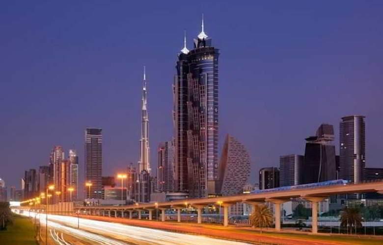 JW Marriott Marquis Dubai - Hotel - 1