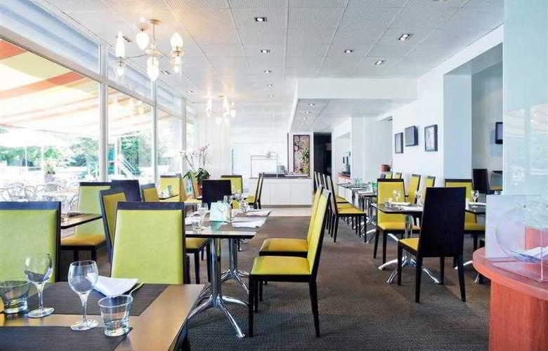 Novotel Mulhouse Sausheim - Hotel - 17