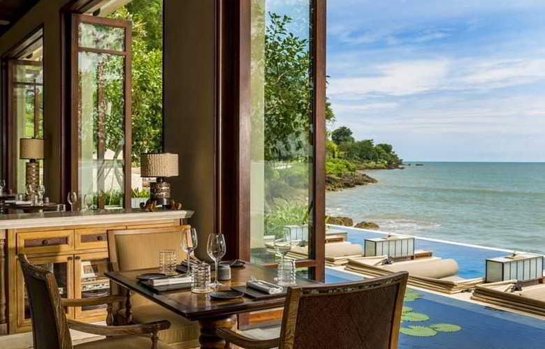 Four Seasons Resort Bali at Jimbaran Bay - Restaurant - 11