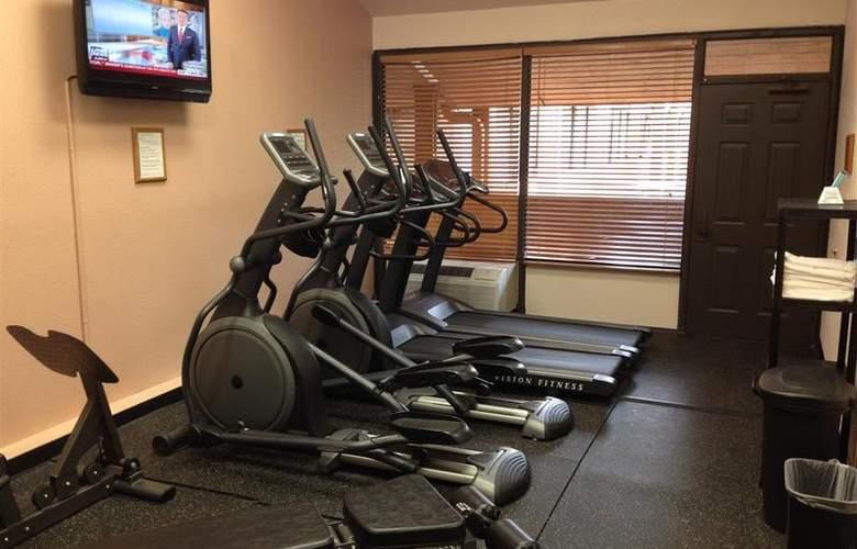 Best Western Saddleback Inn & Conference Center - Sport - 123