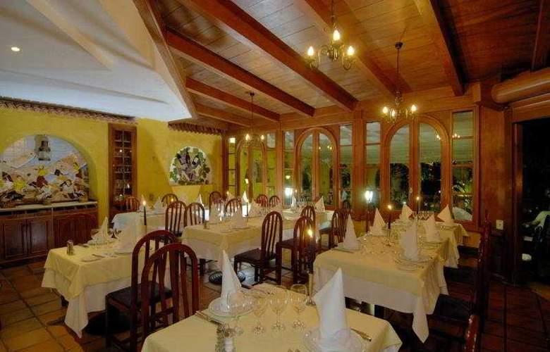Paradise Park Apartamentos - Restaurant - 11