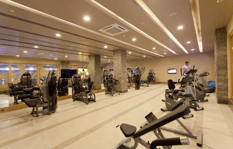 Thor Luxury Hotel & Villas - Sport - 7