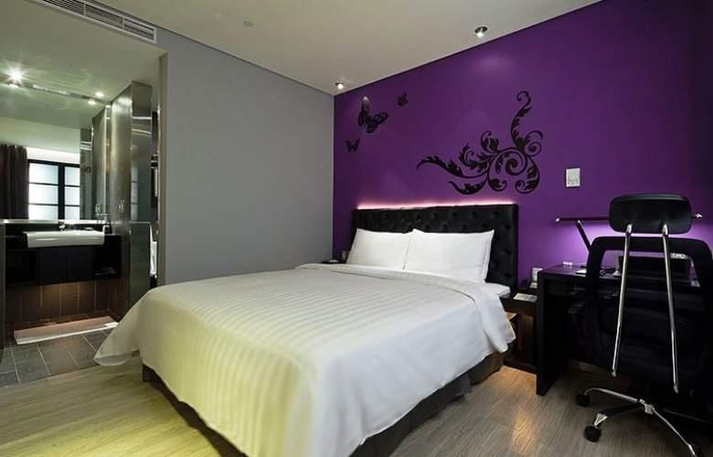 FX Hotel Taipei Nanjing East Rd - Room - 3