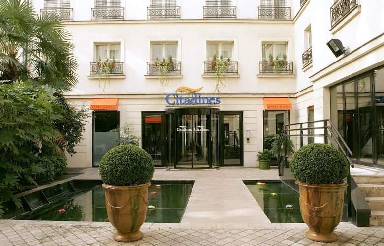 Citadines Opéra Grands Boulevards Paris - Hotel - 0