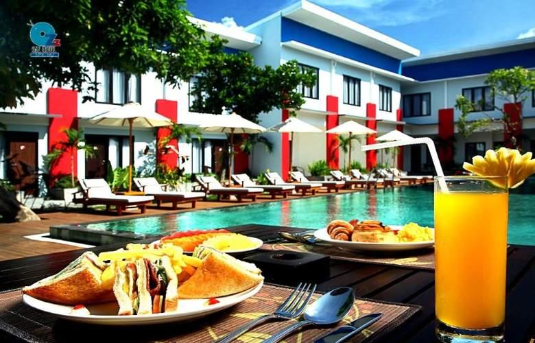 Odua Ozz Hotel Kuta - Pool - 13