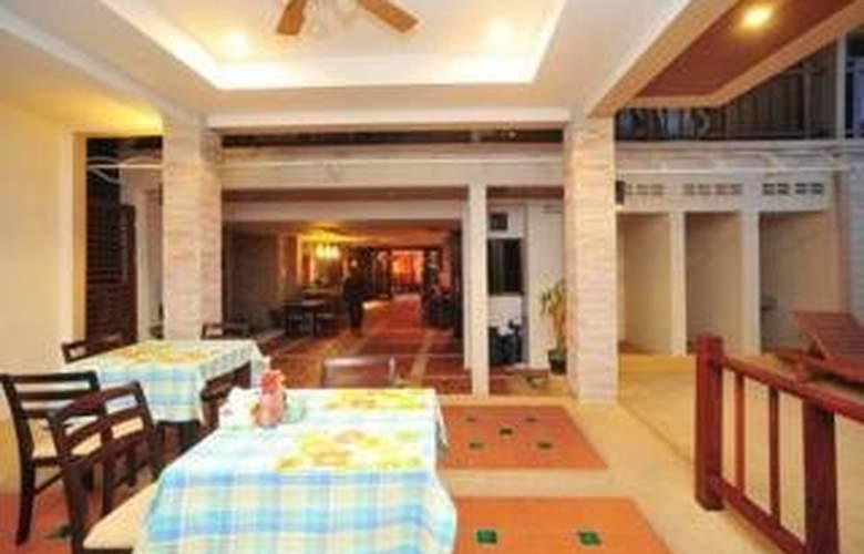 Baan Suay Hotel - Restaurant - 11