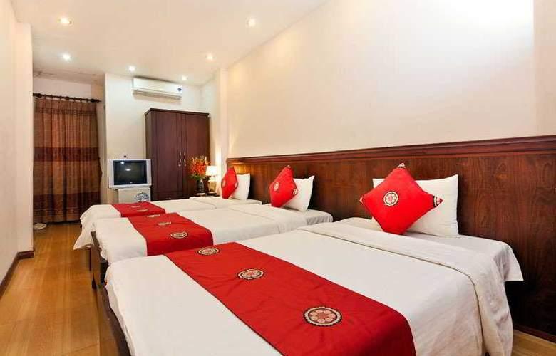 Hanoi Lucky Queen Hotel - Room - 9