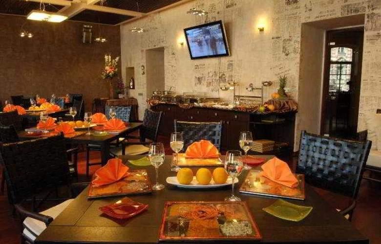 Nevsky Forum - Restaurant - 3