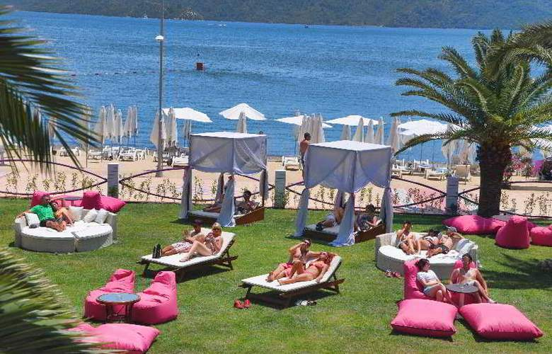 Dora Beach Marmaris - Terrace - 11