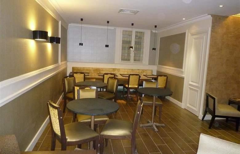 BEST WESTERN SEVRES MONTPARNASSE - Restaurant - 20