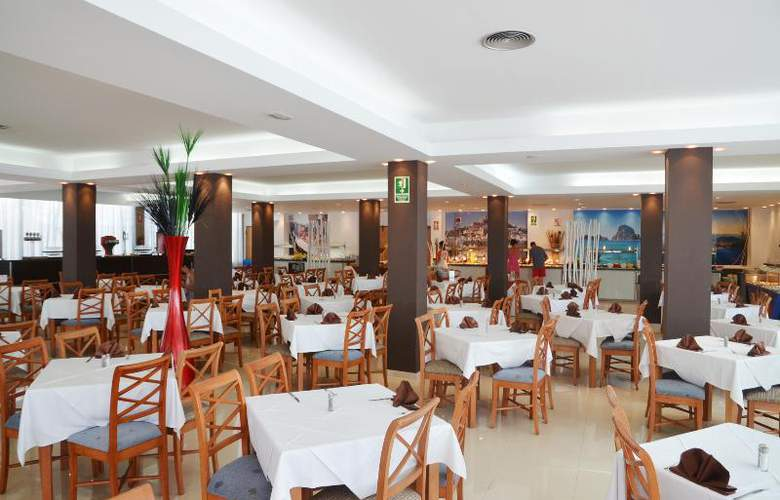 Azuline Atlantic - Restaurant - 26