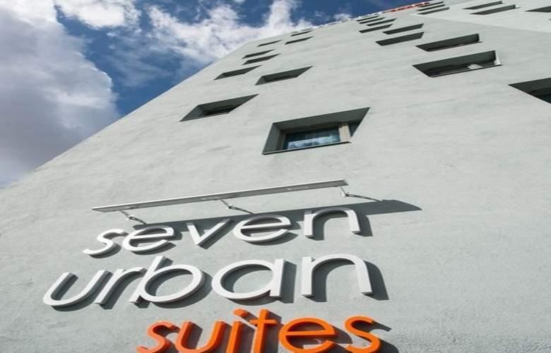 Seven Urban Suites Nantes Centre - Hotel - 0
