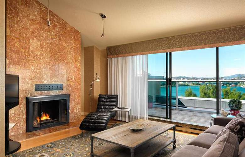 Best Western Plus Inner Harbour - Room - 14