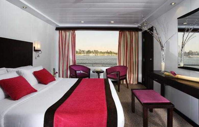 M/S Moevenpick Royal Lily Nile Cruise - Room - 4