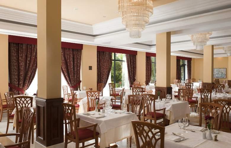 Hipotels Barrosa Palace & SPA - Restaurant - 22