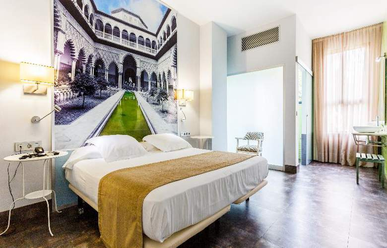 AACR Monteolivos - Room - 3