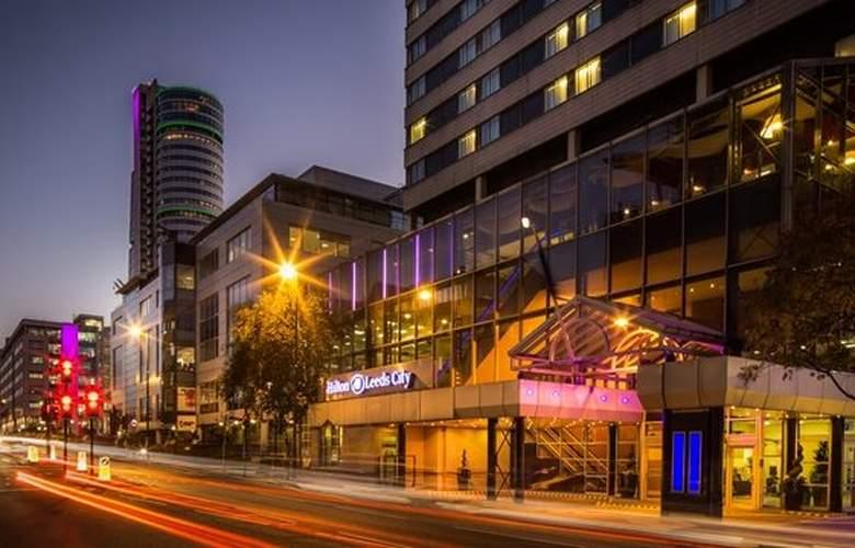Hilton Leeds City - Hotel - 0
