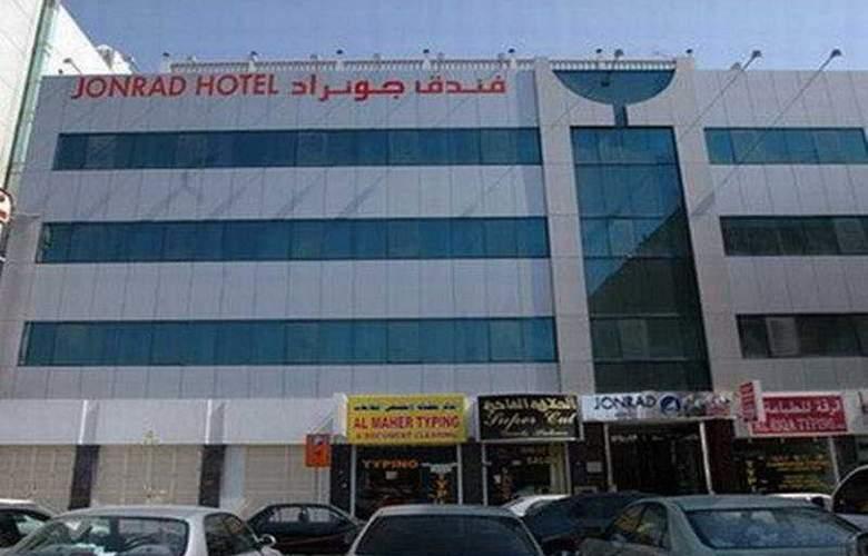 Jonrad - Hotel - 0