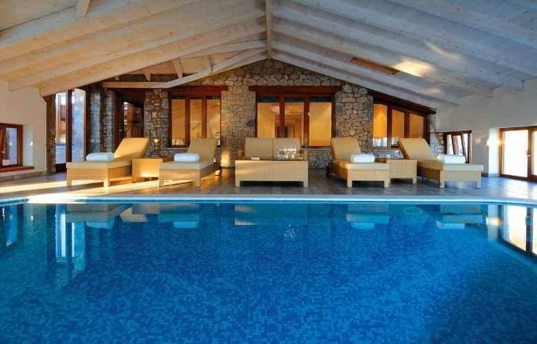 Santa Marina Arachova Resort & Spa - Sport - 11