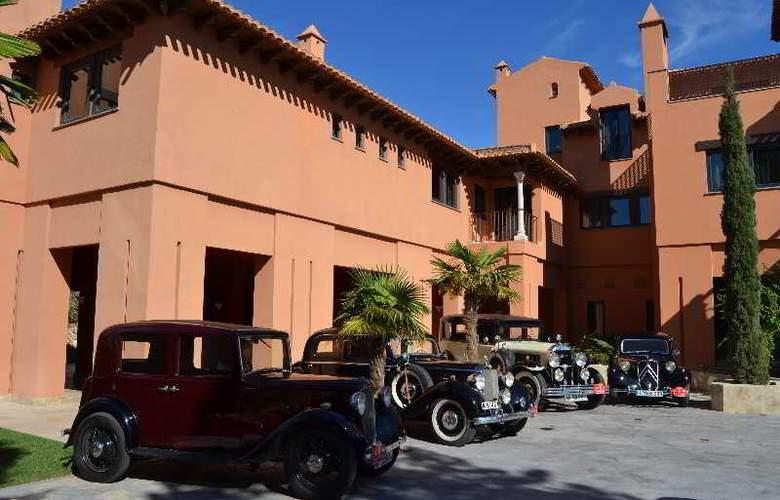 Hacienda Señorio de Nevada - Hotel - 5