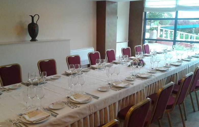 Sercotel Ciudad de Burgos - Restaurant - 70