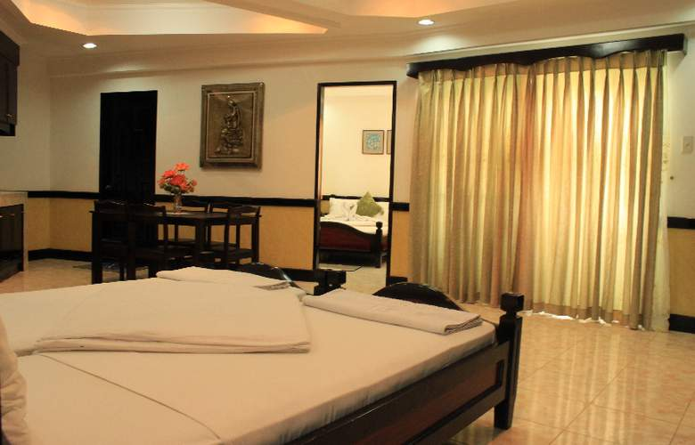 Green One Hotel - Room - 12