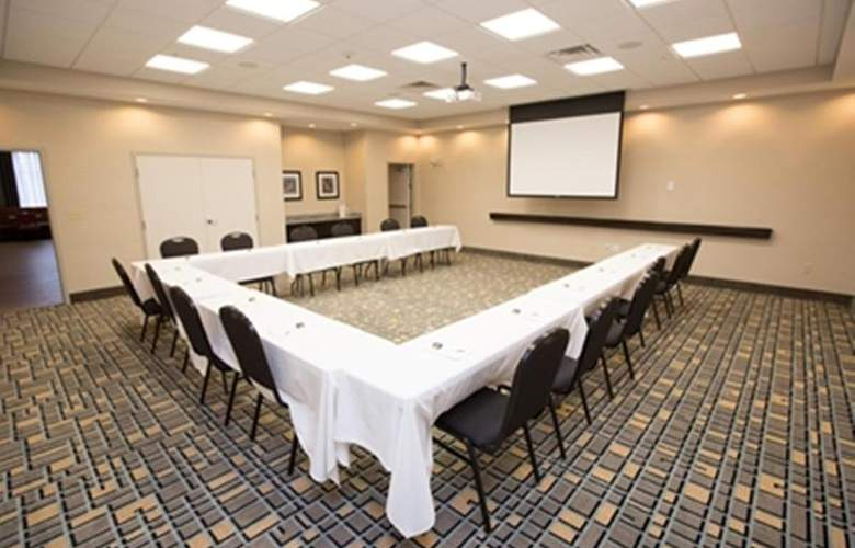 Hampton Inn and Suites Oklahoma City Airport - Conference - 18