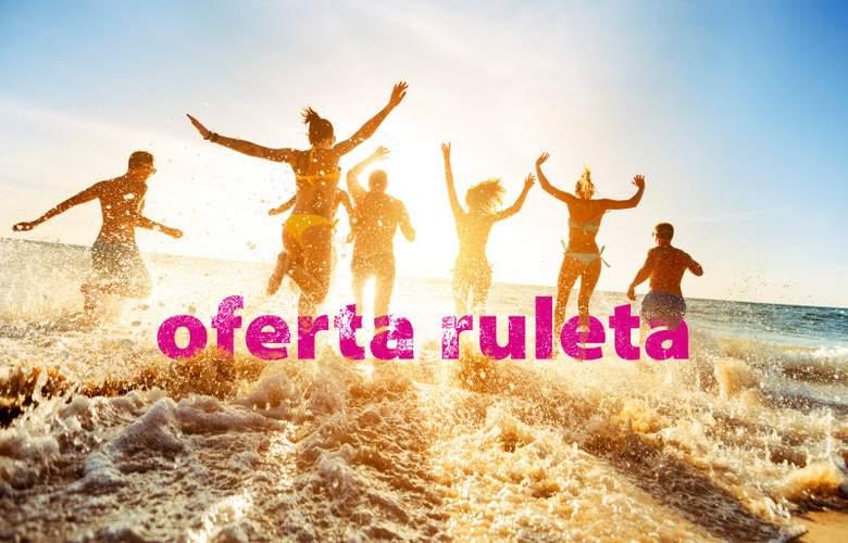Oferta Ruleta Salou 3* - Hotel - 0