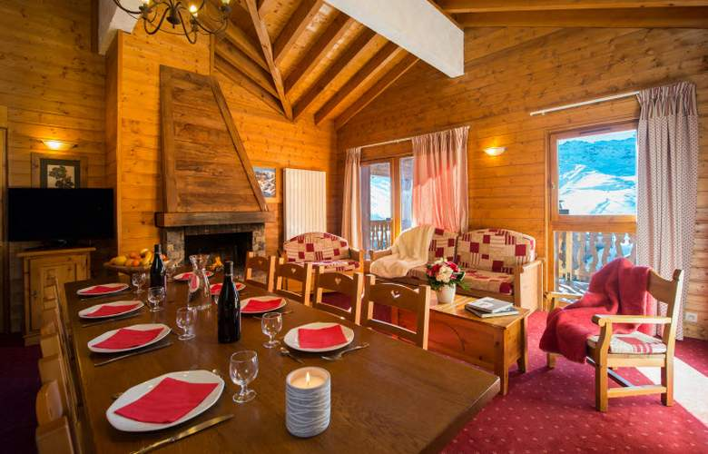 Chalet Altitude - Room - 7