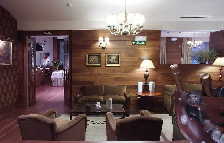 Gran Hotel La Perla - Restaurant - 10