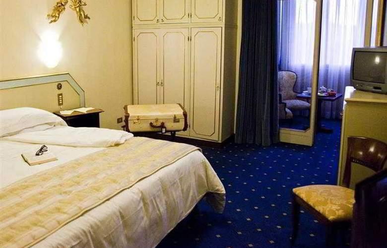 Abano Ritz Spa & Wellfelling Resort Italy - Room - 11