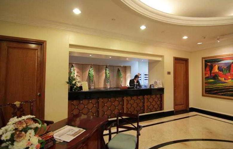 Best Western Oxford Suites Makati - Hotel - 18