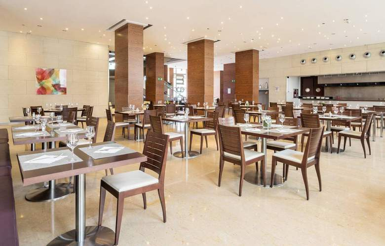 Ilunion Valencia - Restaurant - 18