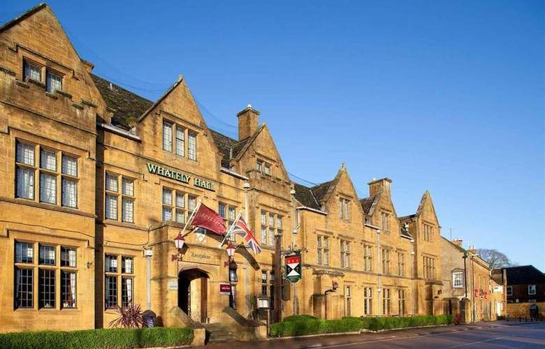 Mercure Banbury Whately Hall Hotel - Hotel - 45