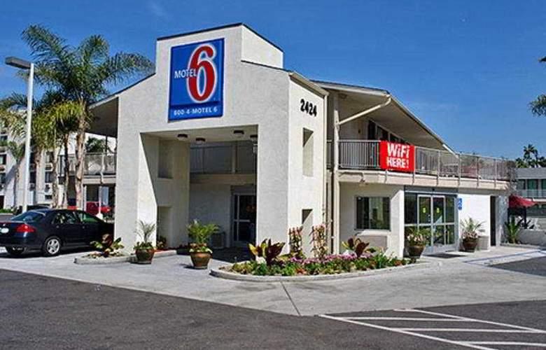 Motel 6 San Diego Hotel Circle - Hotel - 0